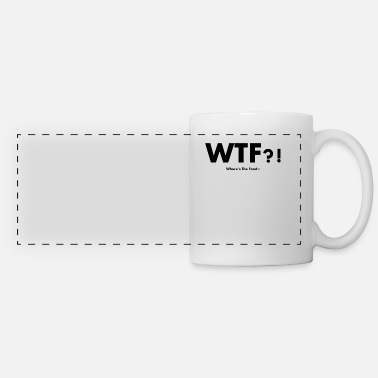 Funny Sayings Funny sayings - Panoramic Mug