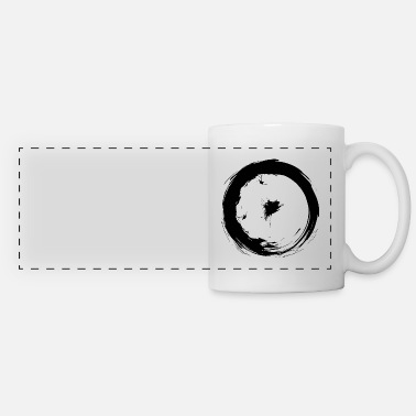 Symbols Astronomical symbols sun symbol design - Panoramic Mug