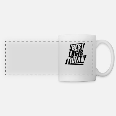 Training Best logistician - Panoramic Mug