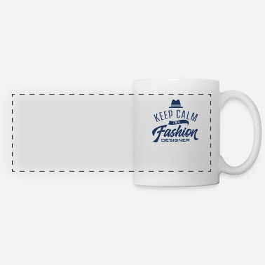 Fashion Fashion designer fashion fashion design fashion design - Panoramic Mug
