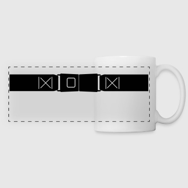 _belt_racing_cs7 - Panoramic Mug