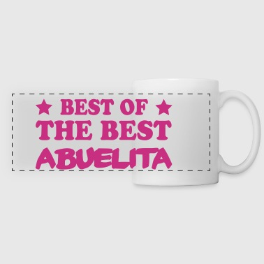 Best of the best abuelita - Panoramatasse