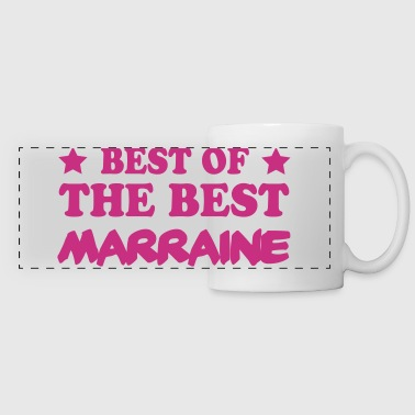 Best of the best marraine - Panoramatasse