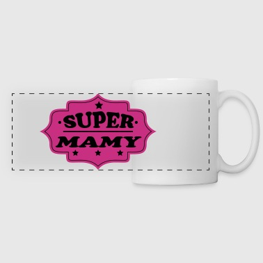 Super mamy - Panoramic Mug