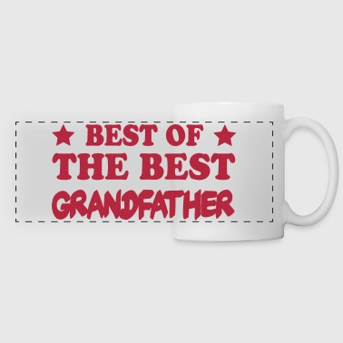 Best of the best grandfather - Panoramatasse