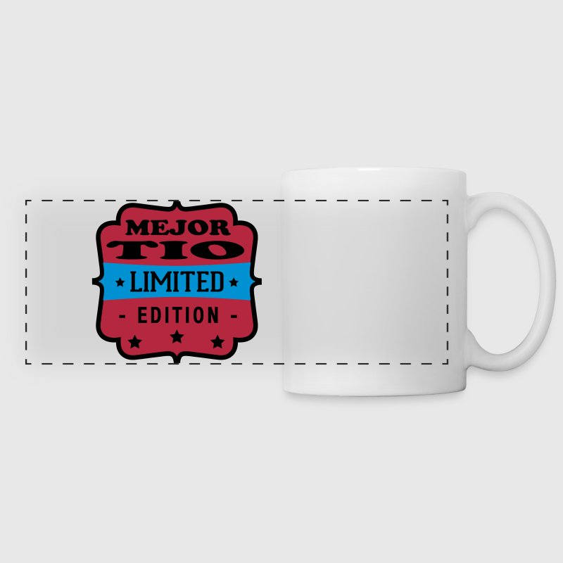 Mejor tio limited edition - Taza panorámica