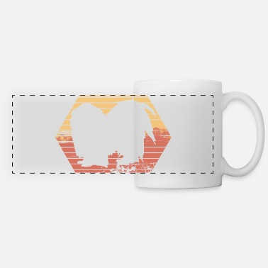 Male Puppy Dog Puppy Shih Tzu Dog Gift Puppy Puppy Dog Bitch Male - Panoramic Mug