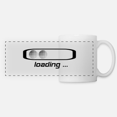 Loading Bar loading bar, loading bar - Panoramic Mug