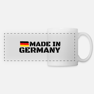 Germany Made in Germany - Panoramatasse