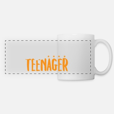 Teen Official Teen - Teens Teen Teen Gift - Panoramic Mug
