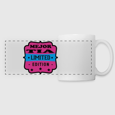 Mejor tia limited edition - Taza panorámica