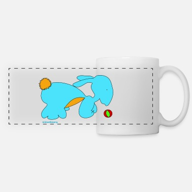Play Playing - Panoramic Mug