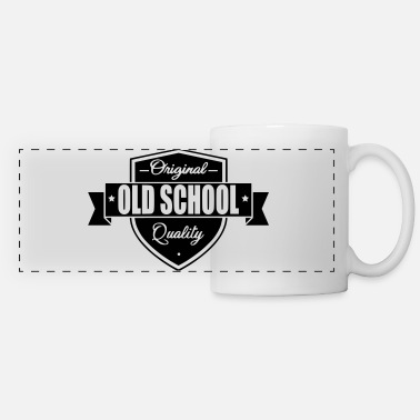 Old School Old School - Mug panoramique