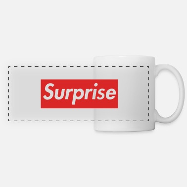 Surprise - Panoramic Mug