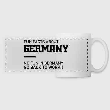 fun facts about germany - Panoramatasse