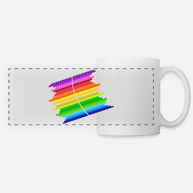 Equalizer RainBow Equalizer - Mug panoramique