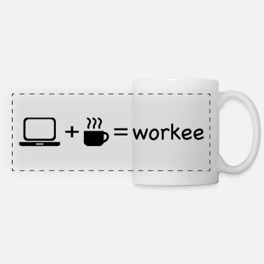 Worker Workee - Mug panoramique