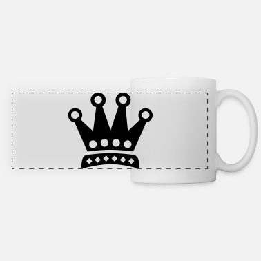 Crown Crown - Panoramic Mug