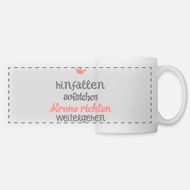 Humorous Sayings humorous sayings - Panoramic Mug