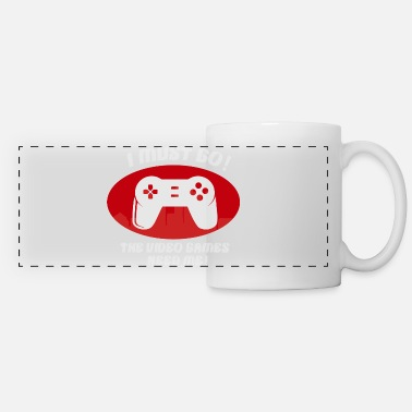Gamer Gamer Gamer - Mug panoramique