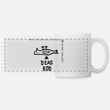 City Of Hull Dead Bod, Hull - Panoramic Mug