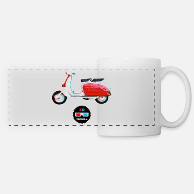 Stereoscopic Vintage - Lambretta 3D - Panoramic Mug