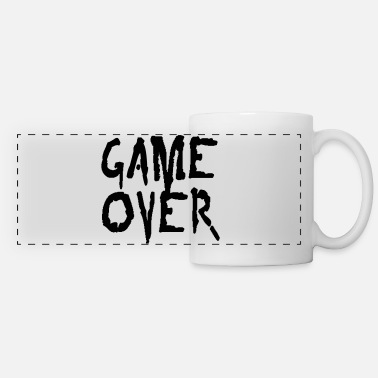 Games game over - Panoramic Mug