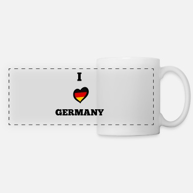World Championship Germany Fan World Championship - Panoramic Mug