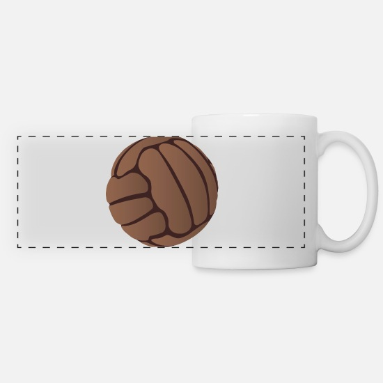 Ball Mugs & Drinkware - ball - Panoramic Mug white