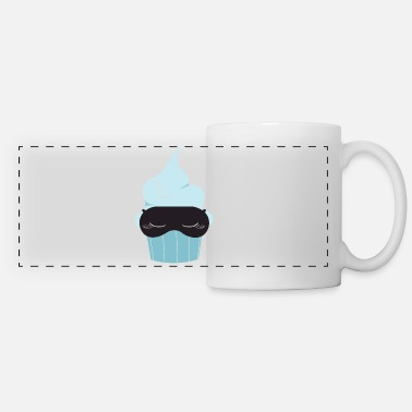 Beautiful Muffin beauty sleep - Panoramic Mug