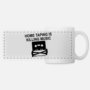 Personalize: Home Taping - Panoramic Mug