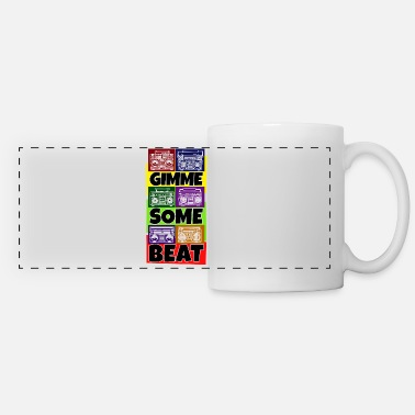 Mc Hip Hop Beat Deutschrap Breakdance DJ Graffiti MC - Panoramic Mug