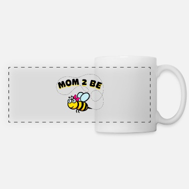 Mummy Partner look | Parents Mom Best Mom Mommy Mommy - Panoramic Mug