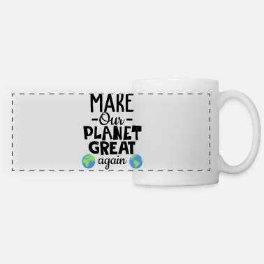 Change Make our Planet great again Fridays for Future - Panoramatasse