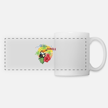 Aloha de la Jungle - Mug panoramique