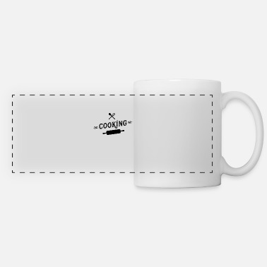 Cooks Cooking cook - Panoramic Mug