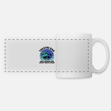 Actress Theater dad exept much cooler - Panoramic Mug