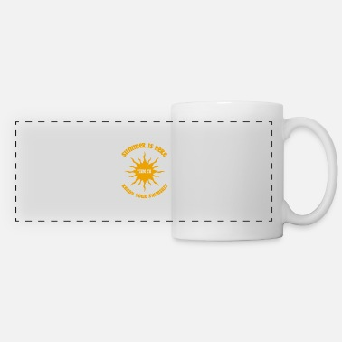 Summer Trendy Top - Panoramic Mug