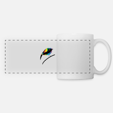 Bird - Panoramic Mug