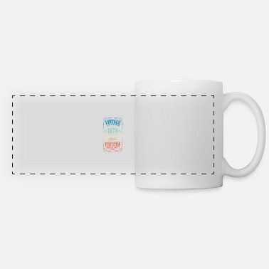 Retro Vintage 1970 Classic 50th Birthday Gift - Panoramic Mug
