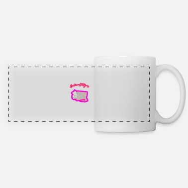 Online Online Kitty's - Panoramic Mug