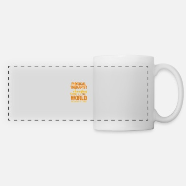 Physiotherapy Physiotherapy Massage Gift Physiotherapy - Panoramic Mug