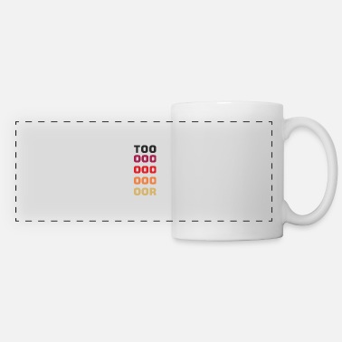 Gate GATE! - Panoramic Mug