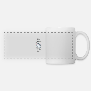Baby Shark (2) - Panoramic Mug