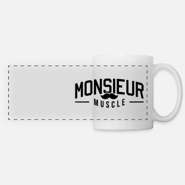 Muscle Monsieur-muscle - Mug panoramique