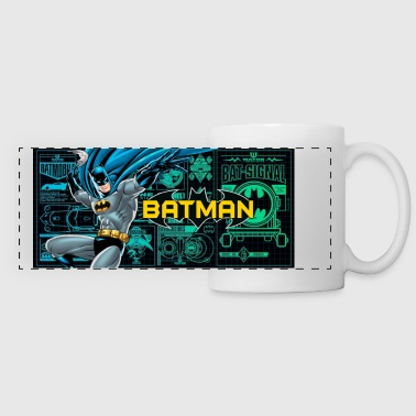 Batman Bat Signal mugg - Panoramamugg