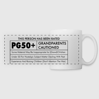 PG50+ - Panoramic Mug