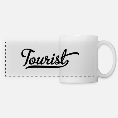 Tourist tourist - Panoramic Mug