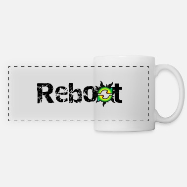 Reboot The life Reboot - Panoramic Mug