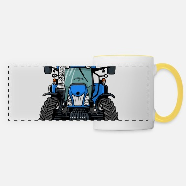 0646 NewHolland - Panoramic Mug